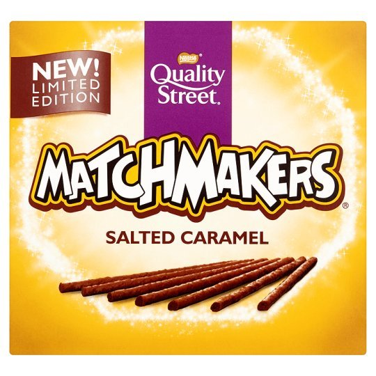 Quality Street Matchmakers Salted Caramel (130g) image