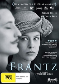 Frantz on DVD