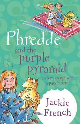 Phredde and the Purple Pyramid by Jackie French image