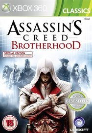 Assassin's Creed Brotherhood (Classics) for X360