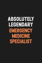 Absolutely Legendary Emergency medicine specialist by Camila Cooper image