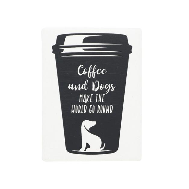 Splosh: Coffee Pet Magnet