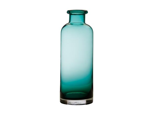 Maxwell & Williams: Flourish Bottle Vase - Green