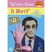 Where Does It Hurt? - Peter Sellers on DVD