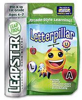Leapster Arcade Series: Letterpillar