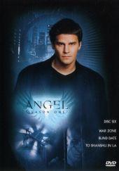 Angel Season 1 - Disc 6 on DVD