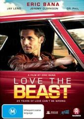 Love The Beast on DVD