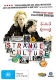Strange Culture DVD