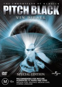 Pitch Black - Special Edition on DVD