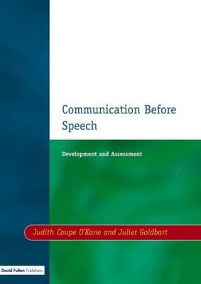 Communication before Speech image