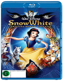 Snow White and the Seven Dwarfs (Limited Edition) on Blu-ray