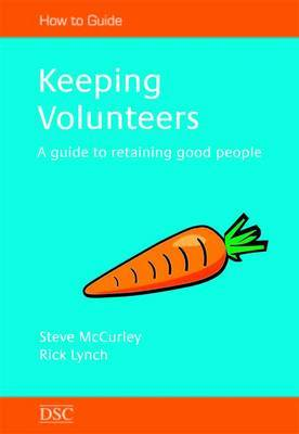 Keeping Volunteers by Steven McCurley image