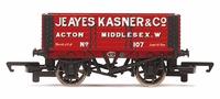 Hornby: 6 Plank Wagon 'Jeayes Kasner & Co'