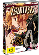 Tsubasa - Reservoir Chronicle: Vol. 1 - Gathering Of Fates on DVD