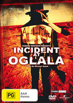 Incident At Oglala on DVD