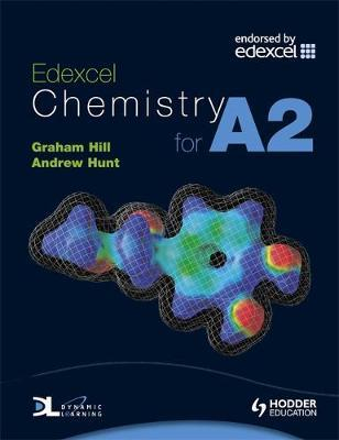 Edexcel Chemistry for A2 by Graham C. Hill image