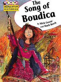 The Song of Boudica by Mick Gowar image
