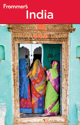 Frommer's India by Pippa De Bruyn image