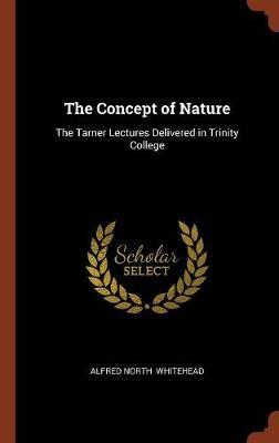 The Concept of Nature by Alfred North Whitehead image