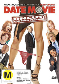 Date Movie on DVD image
