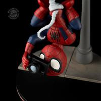 Marvel - Spider-Man (Spider Cam Ver.) Q-Fig Figure