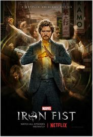Iron Fist on Blu-ray