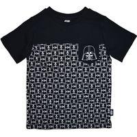 Star Wars T-Shirt with Darth Vader Pocket - Size 8