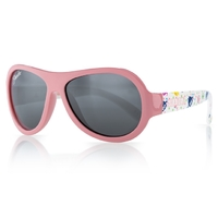 Shadez: Designers Kids Sunglasses - Owl Pink (0-3 Years)