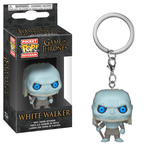 Game of Thrones - White Walker Pop! Keychain