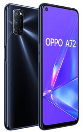OPPO A72 Dual SIM (128GB/4GB RAM) - Twilight Black