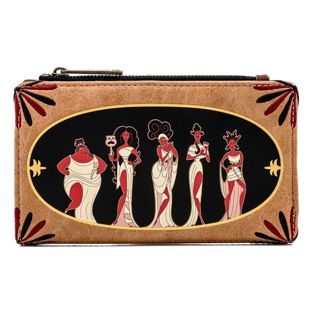 Loungefly: Hercules - Muses Flap Purse