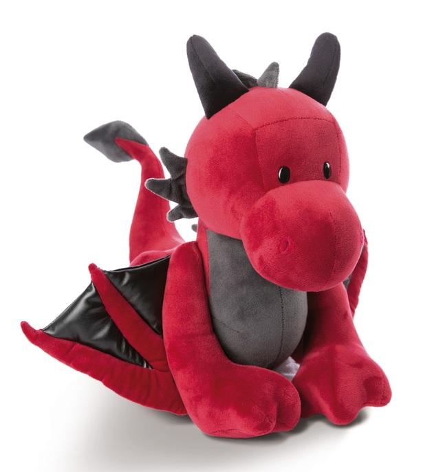 Nici: Eldor Dragon - Red (30cm)