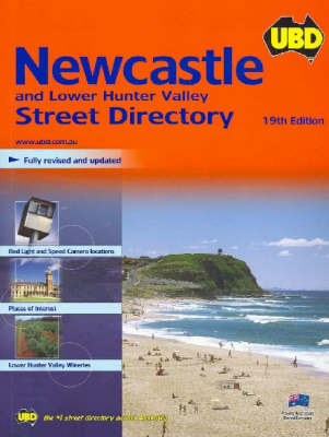 Newcastle Sreet Directory by Ubd image