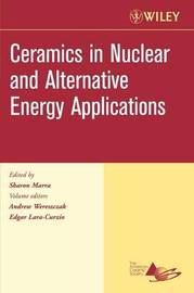 Ceramics in Nuclear and Alternative Energy Applications, Ceramic Engineering and Science Proceedings, Cocoa Beach image