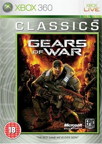 Gears of War (Classics) for Xbox 360 image