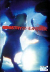 Ministry - Sphinctour on DVD