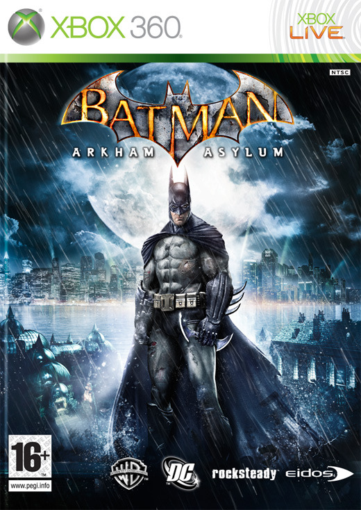 Batman: Arkham Asylum (Classics) for X360