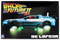 1/24 Back To The Future Delorean Part 2 Model Kitset