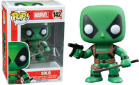 Deadpool - Solo (Green) Pop! Vinyl Figure
