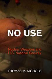 No Use by Thomas M. Nichols