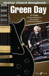 Green Day Guitar Chord Songbook by Green Day