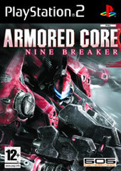 Armored Core: Nine Breaker for PlayStation 2