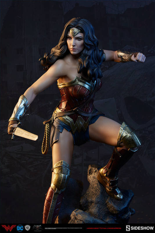 "Batman v Superman: Wonder Woman - 20"" Premium Format Figure"