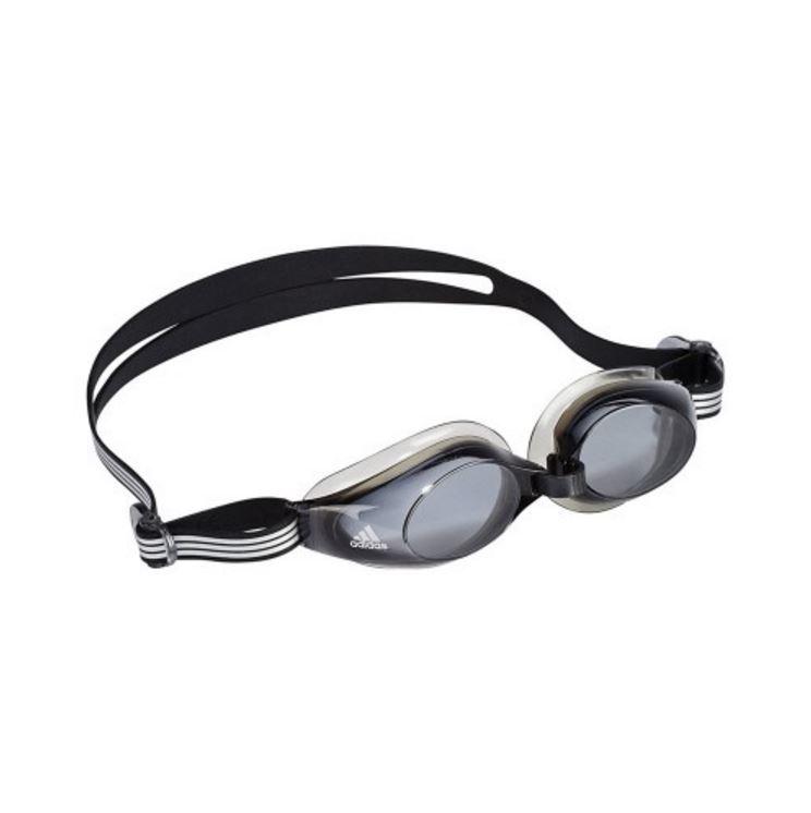 Adidas Aquastorm Goggles - Smoke Lens (Black/Grey) image