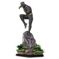 Black Panther: 1/10 Erik Killmonger - Battle Diorama Statue
