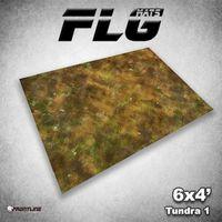 FLG Tundra 1 Neoprene Gaming Mat (6x4)
