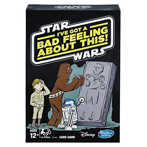 Star Wars: I've Got A Bad Feeling About This - Party Game