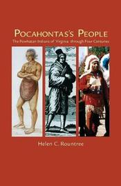 Pocahontas's People by Helen C Rountree image