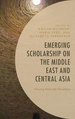 Emerging Scholarship on the Middle East and Central Asia image