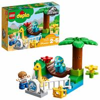 LEGO DUPLO: Gentle Giants Petting Zoo (10879)